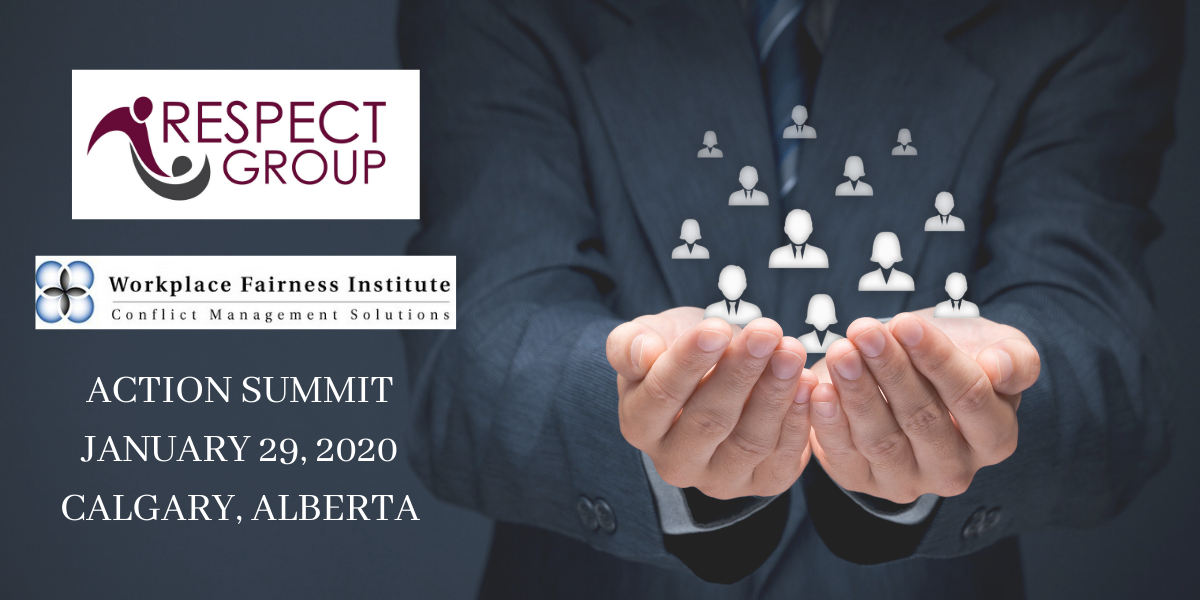 Respect Group/Workplace Fairness Institute Action Summit