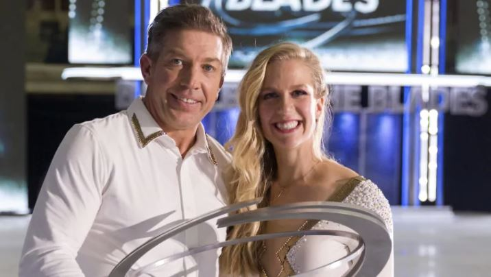 Sheldon Kennedy, Kaitlyn Weaver triumph on CBC's Battle of the Blades