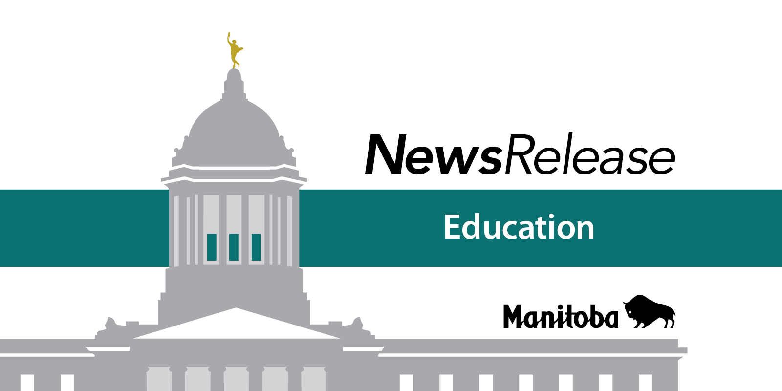 The Manitoba government renews funding to help ensure safe and caring learning environment
