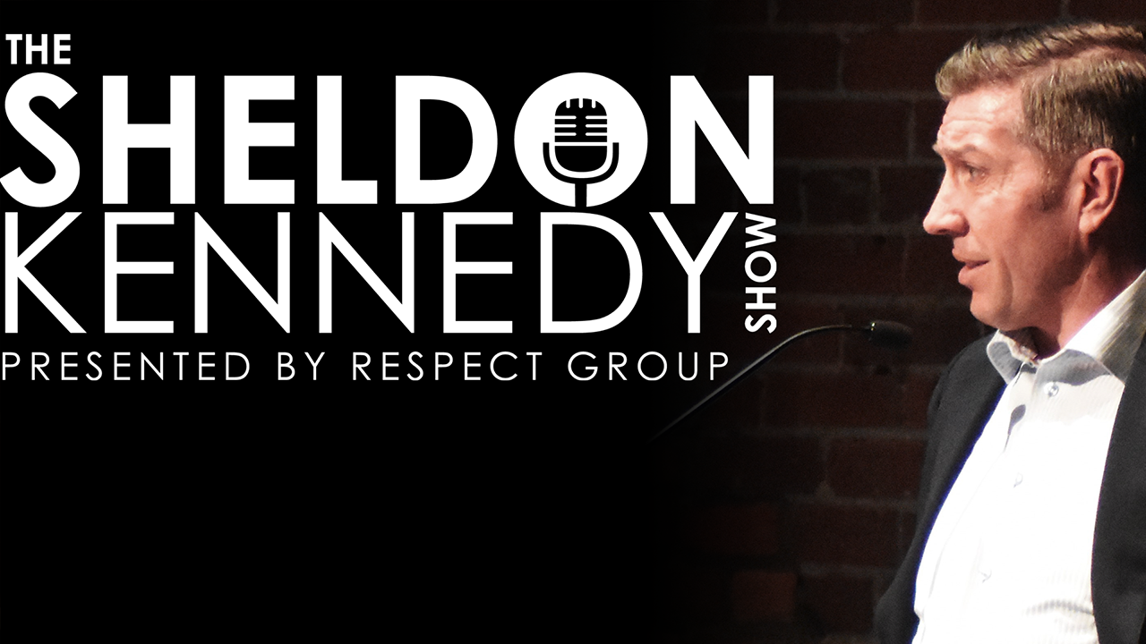 Respect Group launches new podcast The Sheldon Kennedy Show