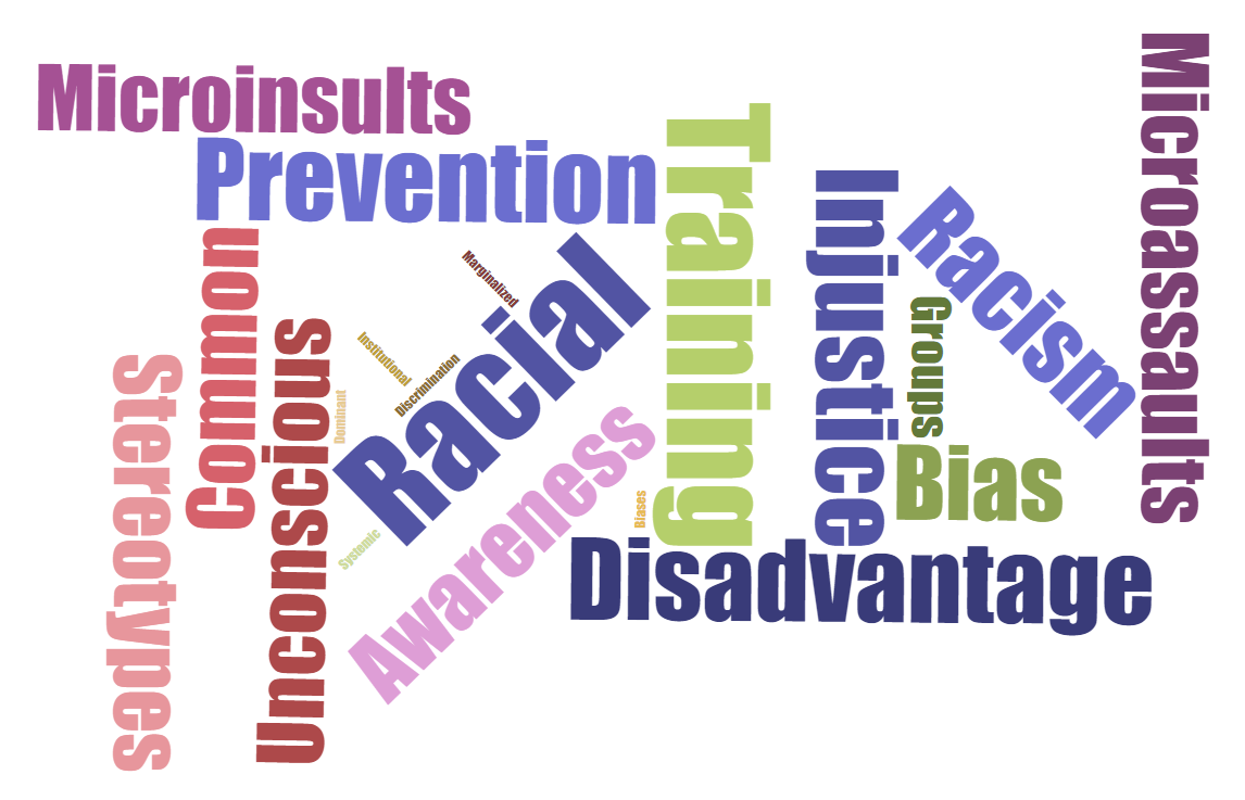 Systemic Racism, Unconscious Bias & Microaggressions