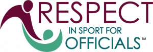 Respect in Sport for Officials Logo