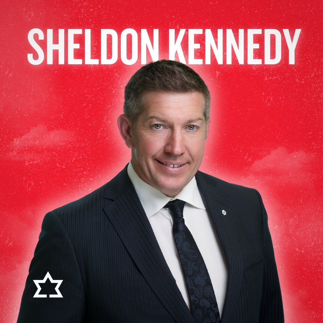 Sheldon Kennedy will receive the Order of Sport Award on Sunday October 3rd